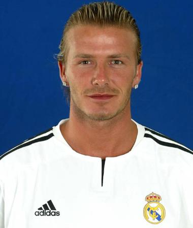 Relive the best moments of David Beckham, the legendary Real Madrid player, including videos, photos, and statistics on the Official Website.