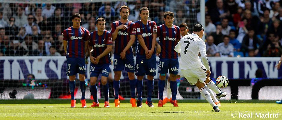 cristiano ronaldo all free kick goals