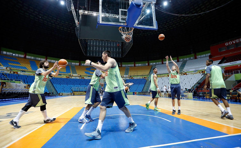 basketball real madrid