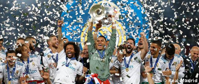 Keylor Navas claims 100th win in a Real Madrid shirt | Real Madrid CF