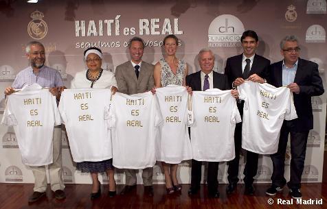 ''Haiti es Real''