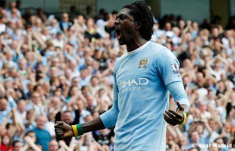 Emmanuel Adebayor-Welcome To Madrid