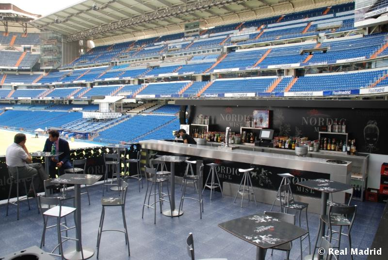 Taringa Estadio Del Real Madrid Santiago Bernabéu