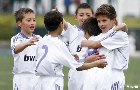 Campeones Pre-Benjamin 2007/2008