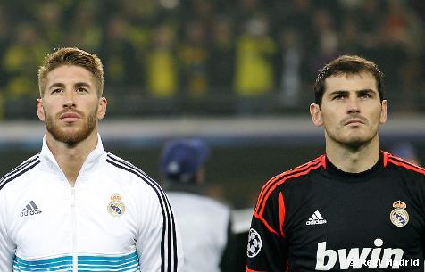 Casillas y Ramos