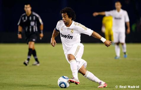 Chivas de Guadalajara - Real Madrid