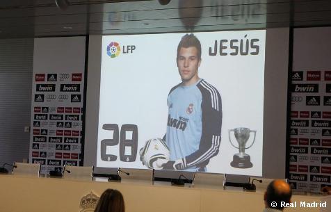 Convocatoria Real Madrid - Almería