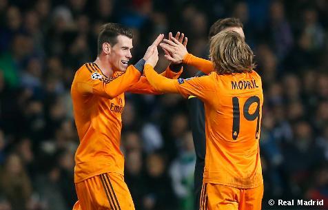 Copenhague - Real Madrid