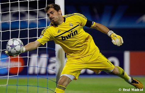 Dínamo de Zagreb - Real Madrid