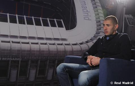 Entrevista Benzema