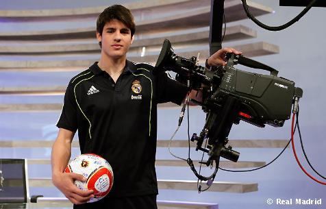 Entrevista Morata Rm TV