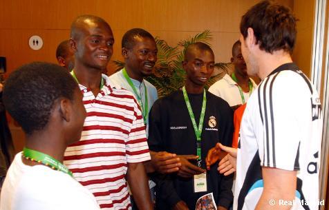 Escuelas de la Fundación en Sierra Leona