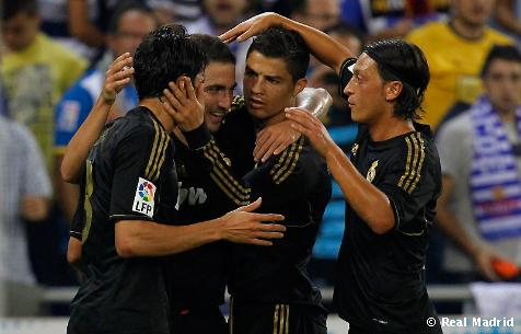 Assistir Real Madrid x Malaga ao vivo 16h00 Campeonato Espanhol