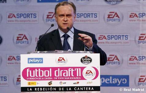Gala Fútbol Draft