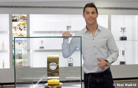 Inauguración del Museo de Cristiano Ronaldo