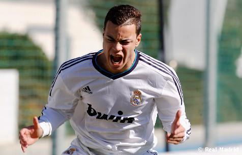 Raúl de Tomás es el máximo goleador de 'La Fábrica' con 18 tantos