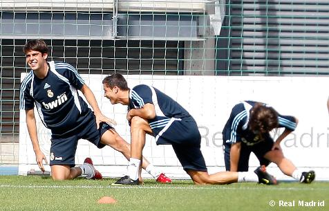 تدريب لاعبين