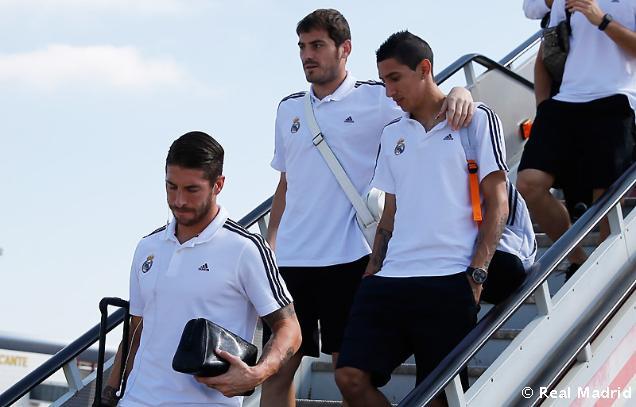 """""""Real Madrid"""" Elchega yetib keldi"""