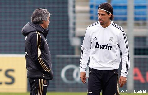 Mourinho veut récupérer un madrilène thumbnail