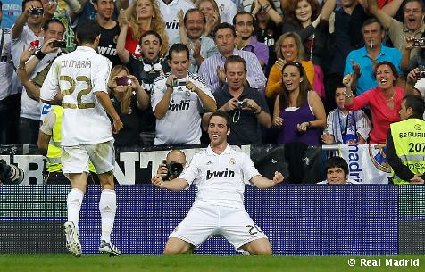 Real Madrid 4-1 Real Betis [Goals]