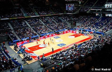 Palacio de los deportes juancar the best - Pabellon de deportes de madrid ...