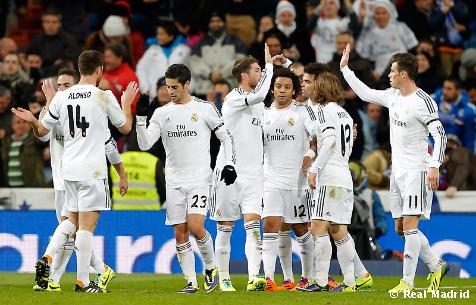 Real Madrid has won the first league match of the year at the Bernabeu for the last 22 seasons