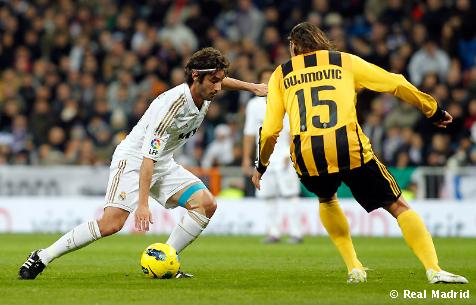 Real Madrid - Zaragoza