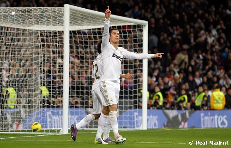 كريستيانو رونالدو سيصبح اوروبا الحذاء الذهبي 2012