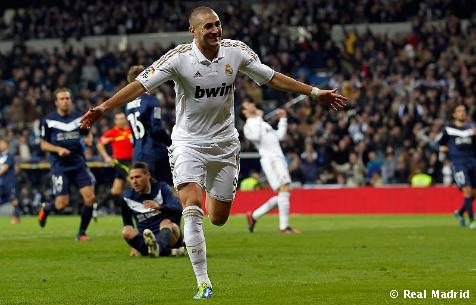 Karim Benzema 2012 The Benzman New Skills HD