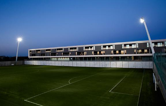 La increíble residencia 5 estrellas del Real Madrid (fotogalería)