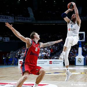 Real Madrid - Baskonia
