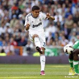 Casemiro. Real Madrid-Betis (2013), debut en Liga