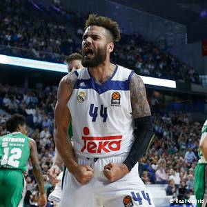 Real Madrid - Darussafaka