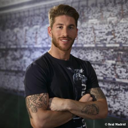 Sergio Ramos  Real Madrid CF