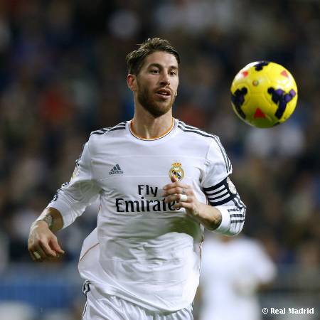 Sergio ramos real madrid cf - Sergio madrid ...