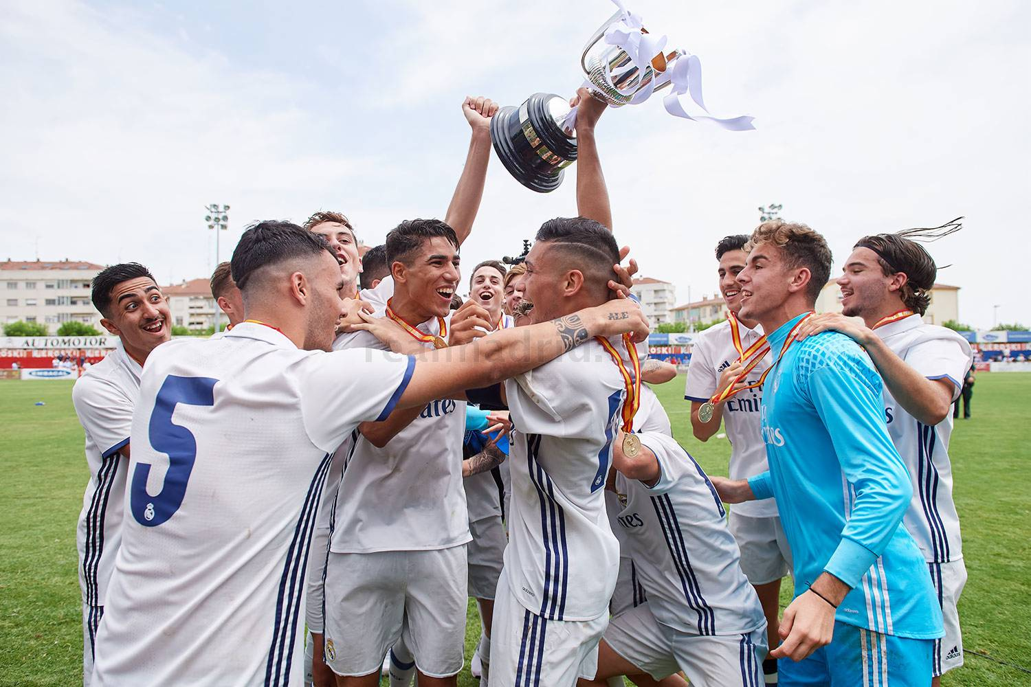 Real Madrid - Final Copa del Rey Juvenil A - At. Madrid - 25-06-2017