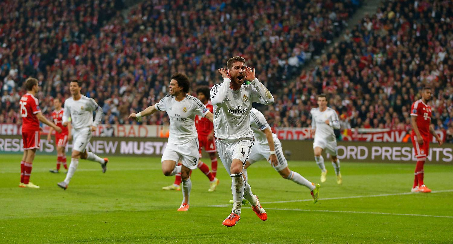 Sergio Ramos has played 500 games for Real Madrid | Photos