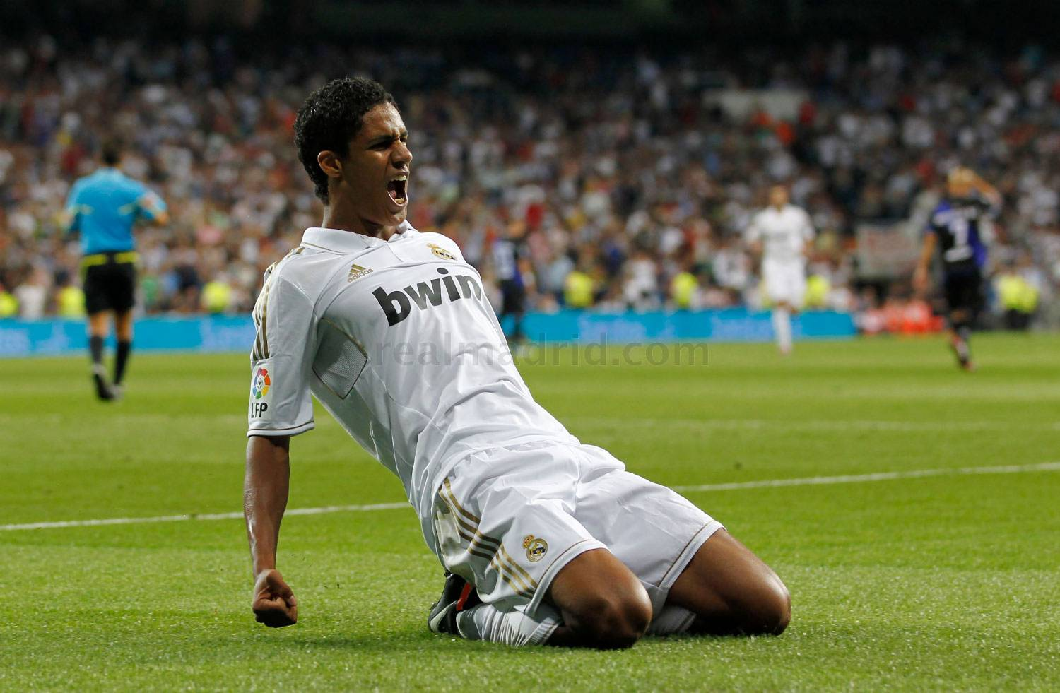Real Madrid - Varane en el Real Madrid - 24-06-2020