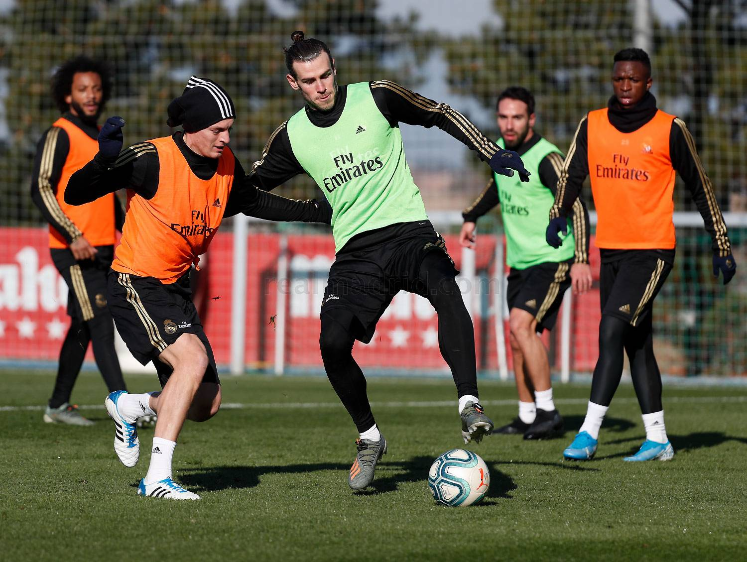 Real Madrid - Entrenamiento del Real Madrid  - 02-01-2020