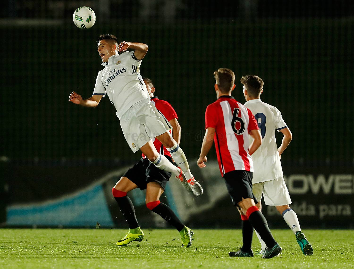 Real Madrid Castilla - Athletic Club B