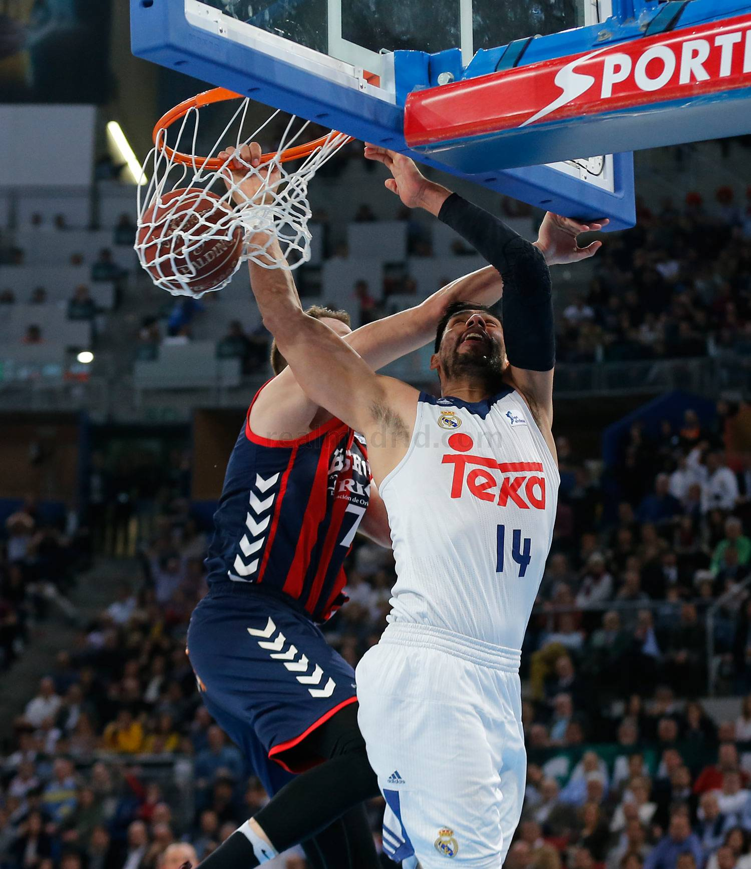 Baskonia - Real Madrid. Copa del Rey semi-final | Photos | Real Madrid ...