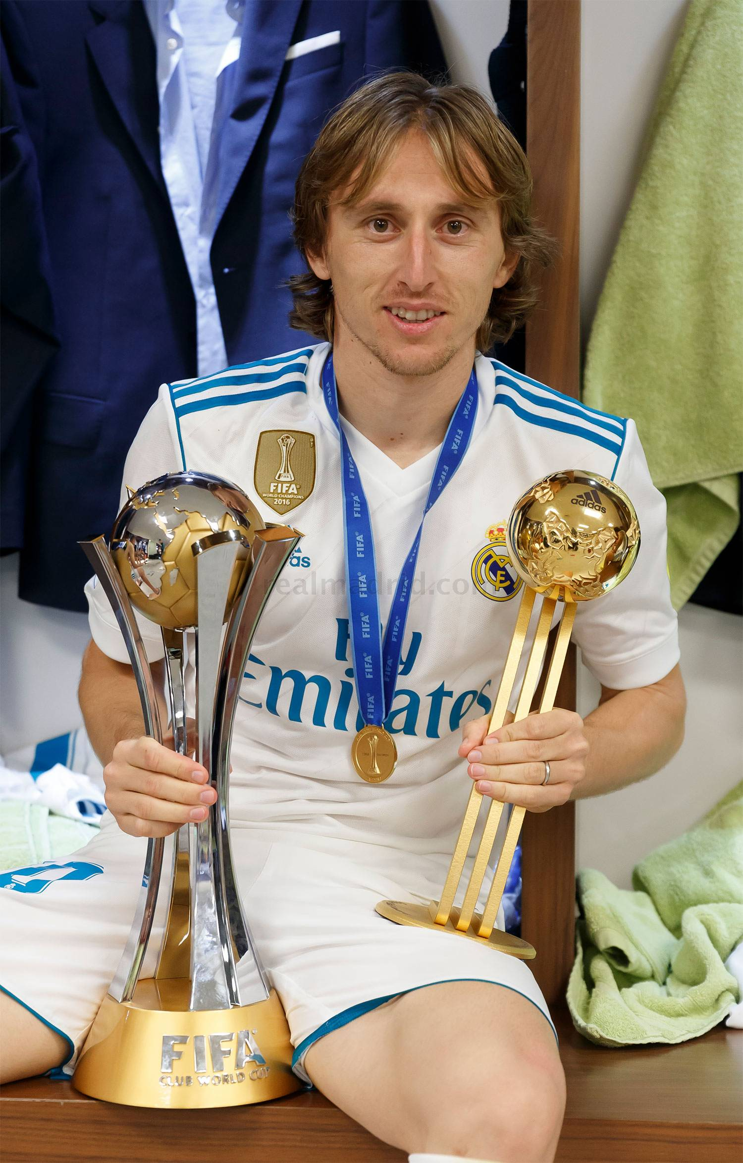 Real Madrid - Modric en el Real Madrid - 01-08-2020