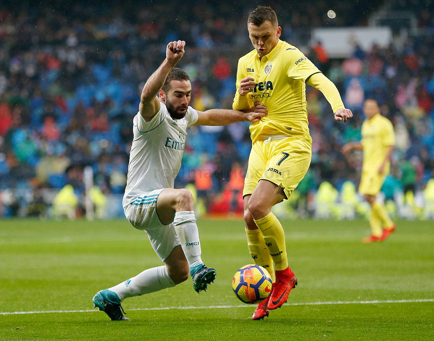 Real Madrid - Real Madrid - Villarreal - 13-01-2018