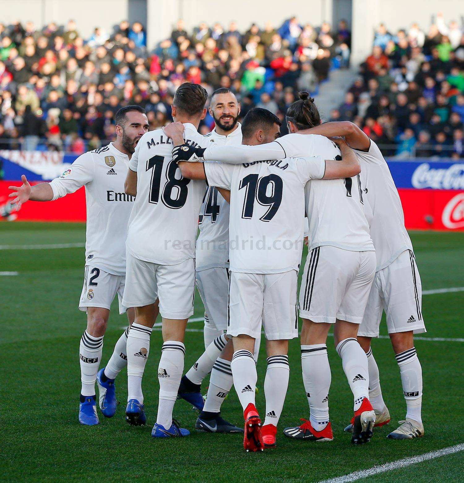 Real Madrid - Huesca - Real Madrid - 09-12-2018