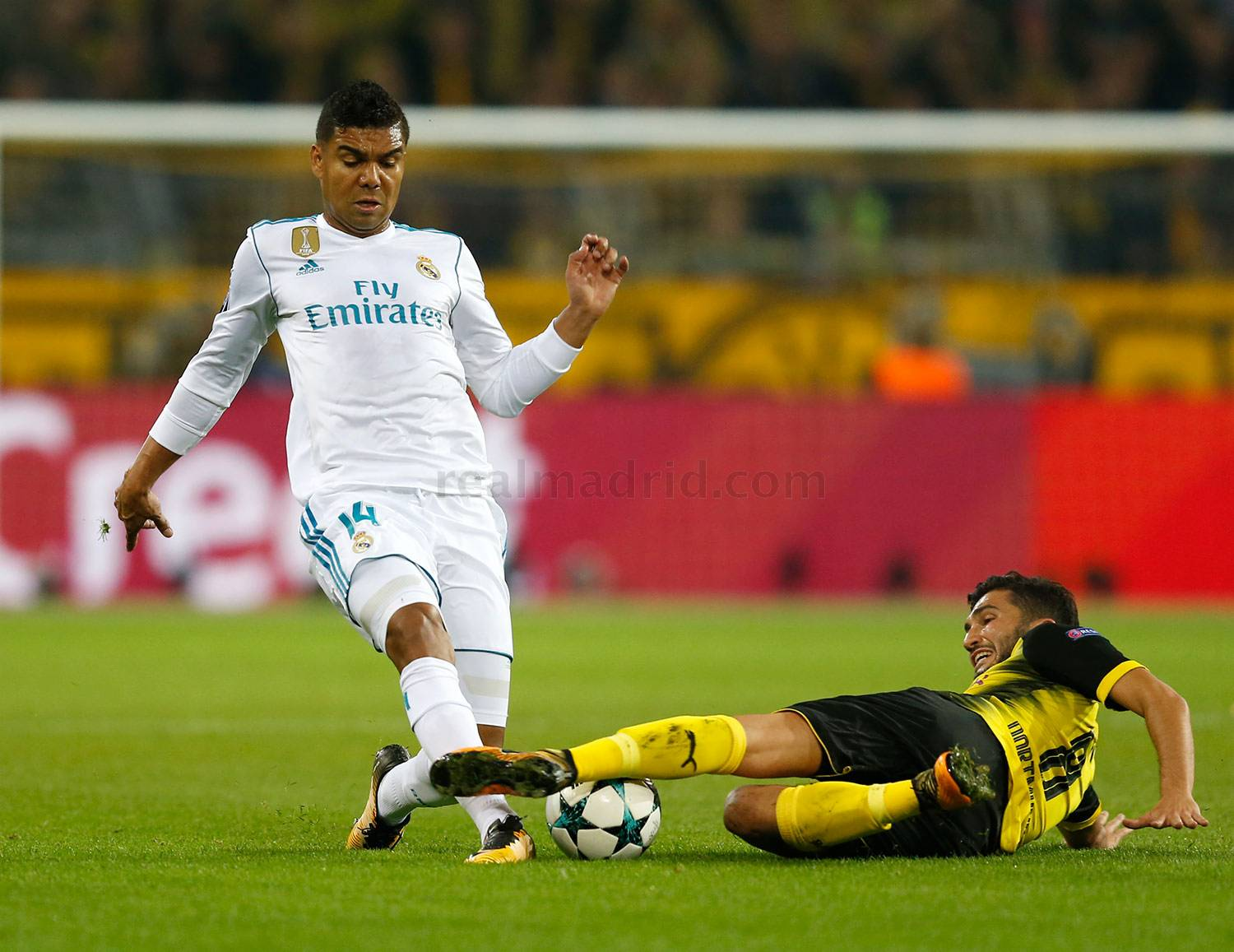 Real Madrid - Borussia Dortmund - Real Madrid - 26-09-2017