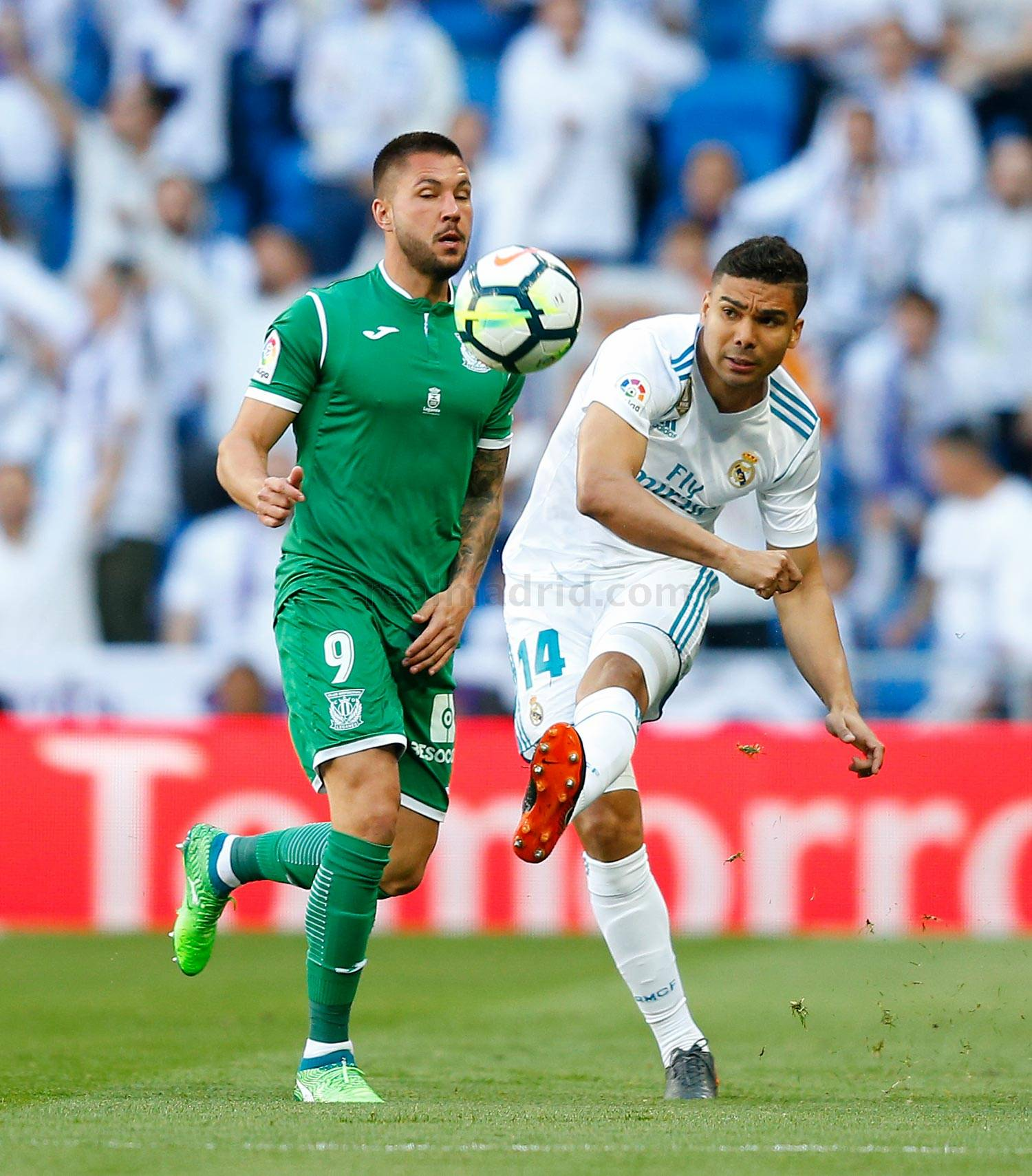 Real Madrid - Real Madrid - Leganés - 28-04-2018