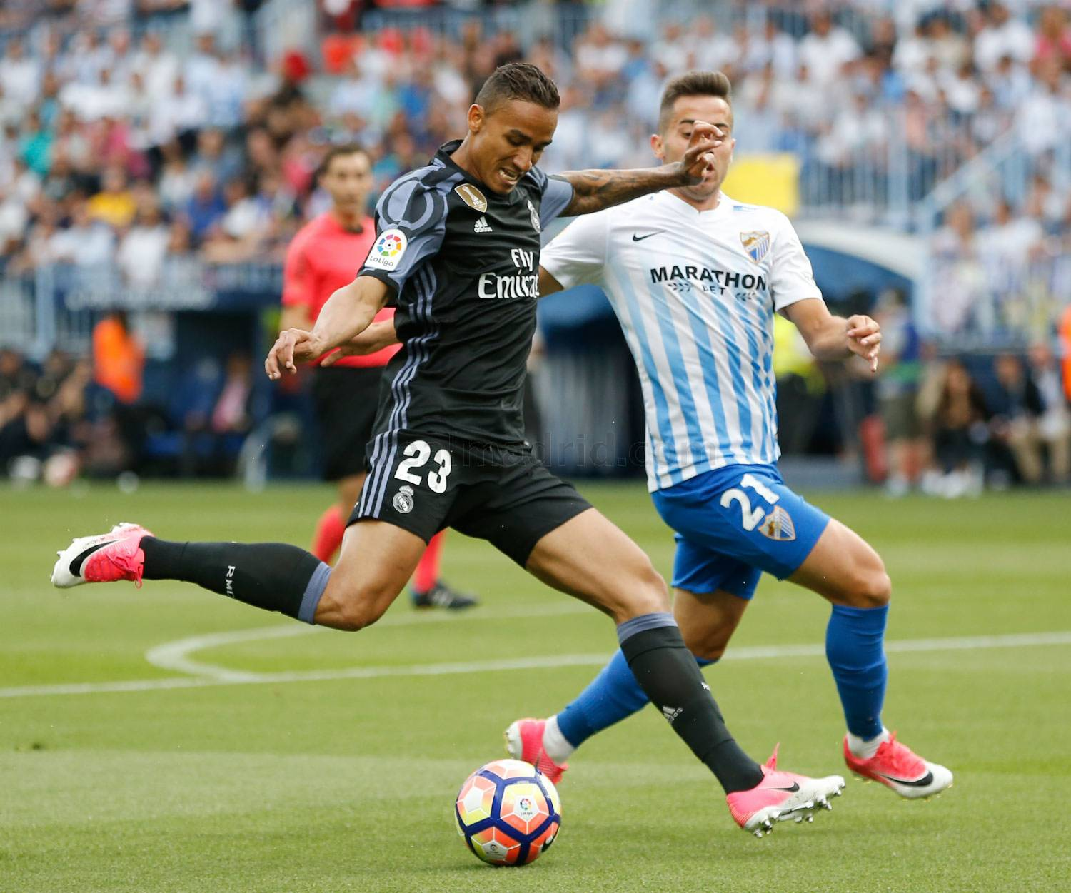 Real Madrid - Málaga - Real Madrid - 21-05-2017