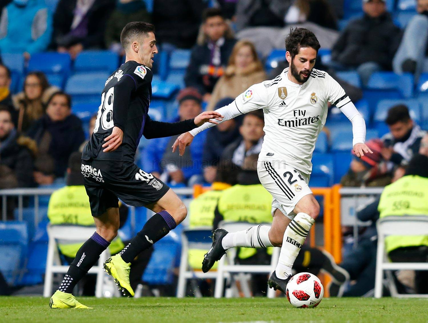 Real Madrid - Real Madrid - Leganés - 10-01-2019
