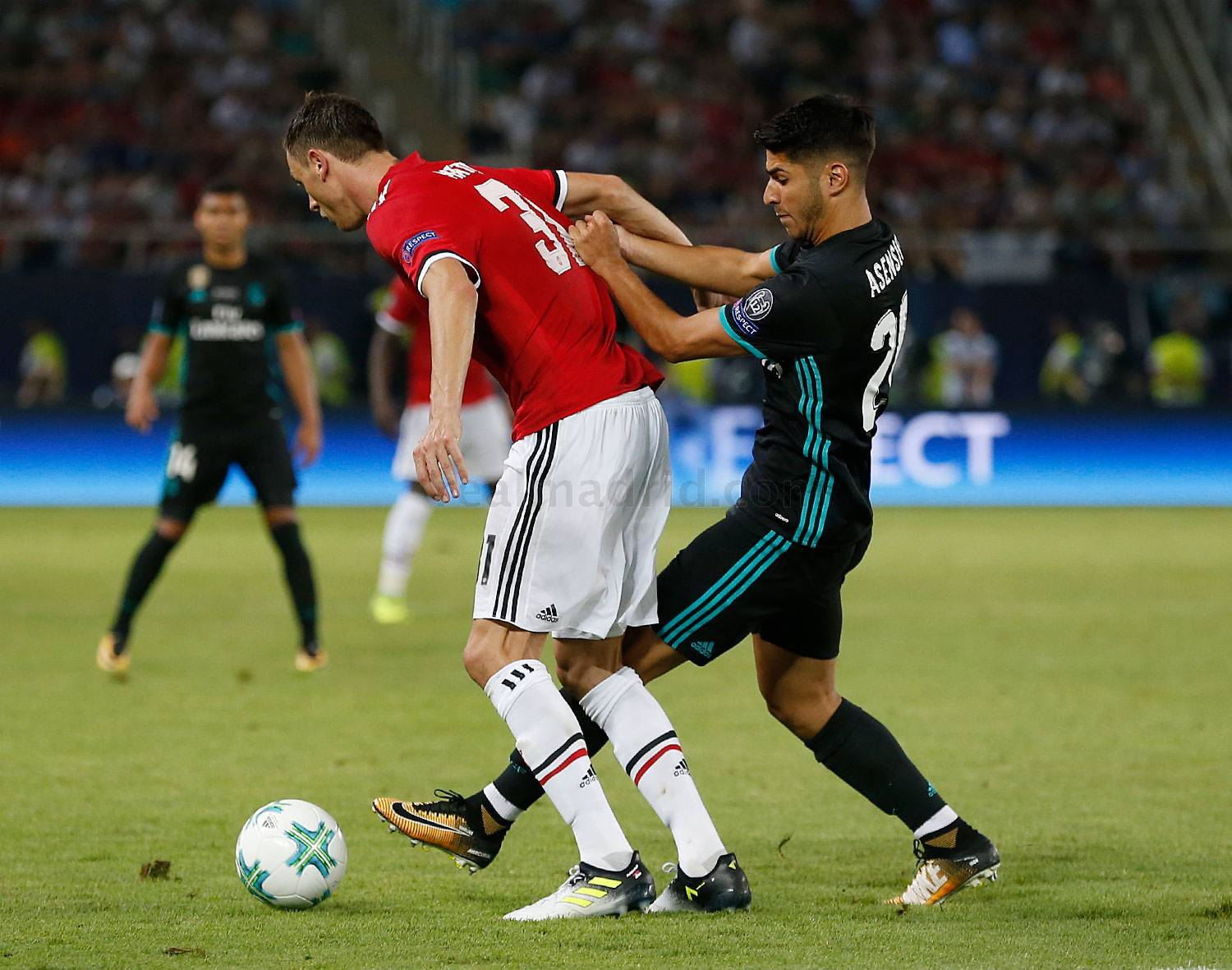 Real Madrid - Real Madrid - Manchester United - 08-08-2017