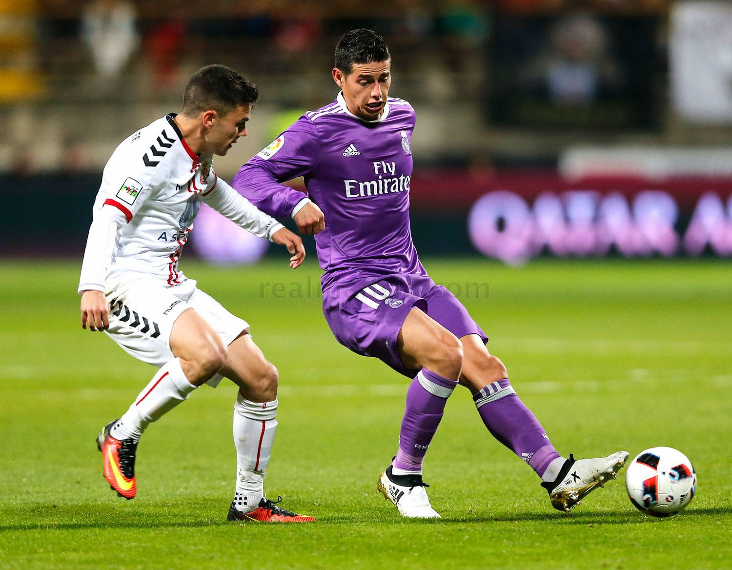Real Madrid - Cultural y Deportiva Leonesa - Real Madrid - 26-10-2016